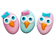 zaxaropolis decorated sugared almonds